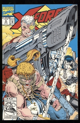 Picture of X-FORCE (1991) #9 9.6 NM+