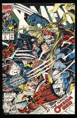 Picture of X-MEN (1991) #5 9.4 NM
