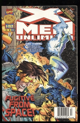 Picture of X-MEN UNLIMITED (1993) #13 9.4 NM