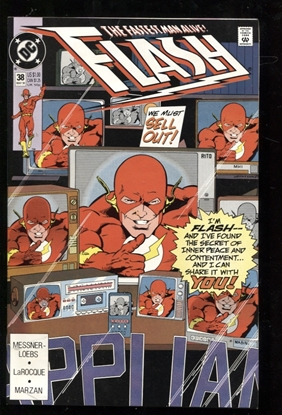 Picture of FLASH (1987) #38 9.6 NM+