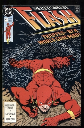 Picture of FLASH (1987) #41 9.6 NM+