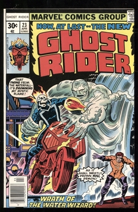Picture of GHOST RIDER (1973) #23 9.2 NM-