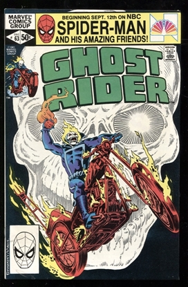 Picture of GHOST RIDER (1973) #63 9.6 NM+