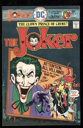 Picture of JOKER (1975) #3 8.0 VF
