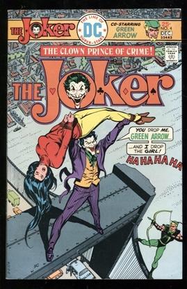 Picture of JOKER (1975) #4 8.0 VF