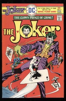 Picture of JOKER (1975) #5 8.0 VF