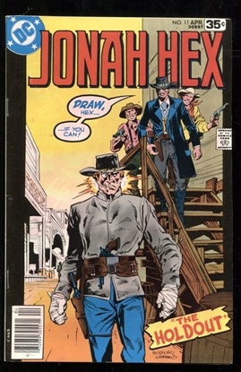 Picture of JONAH HEX (1977) #11 8.5 VF+