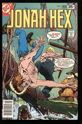 Picture of JONAH HEX (1977) #12 8.0 VF