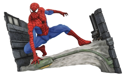 Picture of MARVEL GALLERY SPIDER-MAN COMIC PVC FIGURE (C: 1-1-2)