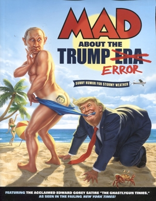 Picture of MAD ABOUT THE TRUMP ERA TP