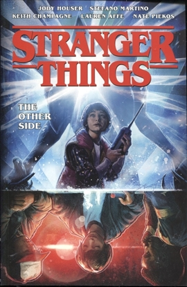 Picture of STRANGER THINGS TPB VOL 1 OTHER SIDE