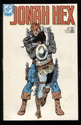 Picture of JONAH HEX (1977) #91 9.4 NM