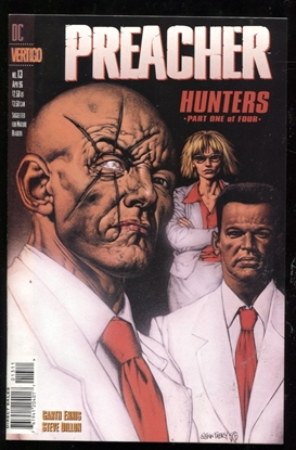 Picture of PREACHER (1995) #13 9.2 NM