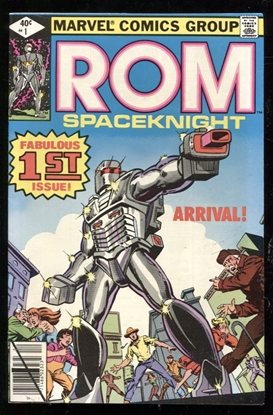 Picture of ROM (1979) #1 8.5 VF+