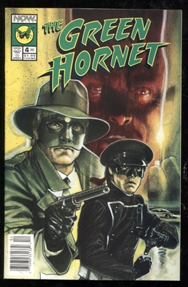 Picture of THE GREEN HORNET (1991) #4 9.0 VF/NM