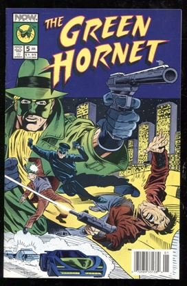 Picture of THE GREEN HORNET (1991) #5 8.0 VF