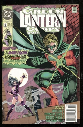 Picture of Green Lantern Corps Quarterly (1992) #6 8.0 VF