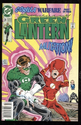Picture of GREEN LANTERN (1990) #31 6.0 FN