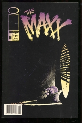 Picture of MAXX (1993) #5 8.0 VF