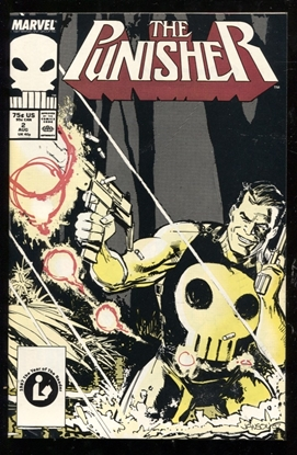 Picture of PUNISHER (1987) #2 9.6 NM+