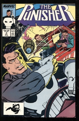 Picture of PUNISHER (1987) #3 9.6 NM+
