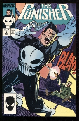 Picture of PUNISHER (1987) #4 9.6 NM+