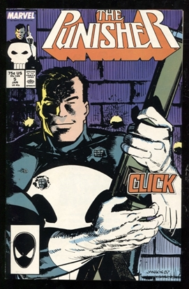Picture of PUNISHER (1987) #5 9.6 NM+