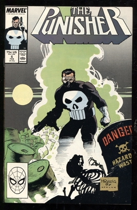Picture of PUNISHER (1987) #6 9.6 NM+