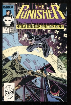 Picture of PUNISHER (1987) #7 9.8 NM/MT