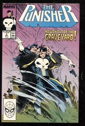 Picture of PUNISHER (1987) #8 9.6 NM+