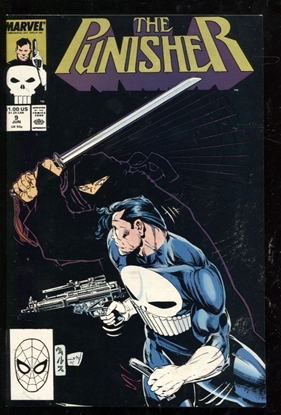 Picture of PUNISHER (1987) #9 9.6 NM+