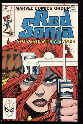 Picture of RED SONJA (1983) #1 9.6 NM+