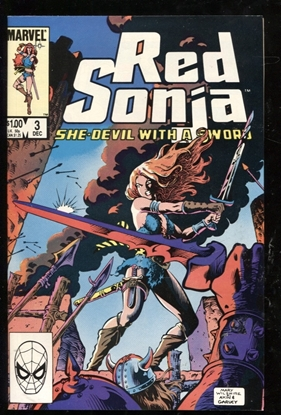 Picture of RED SONJA (1983) #3 9.6 NM+