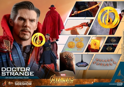 Picture of HOT TOYS DOCTOR STRANGE AVENGERS INFINITY WAR 1/6 SCALE