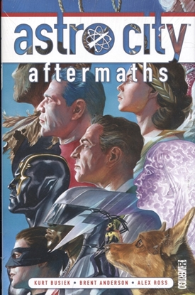 Picture of ASTRO CITY AFTERMATHS HC