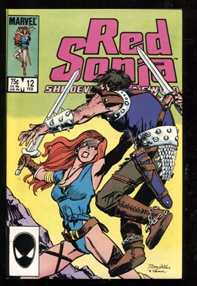 Picture of RED SONJA (1983) #12 9.4 NM