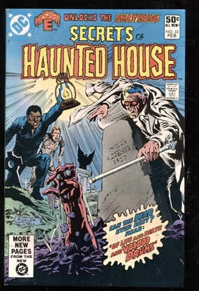 Picture of SECRETS OF HAUNTED HOUSE #33 9.2 NM-