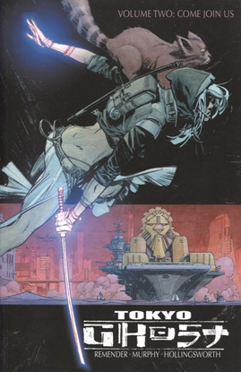 Picture of TOKYO GHOST TPB VOL 2 (MR)