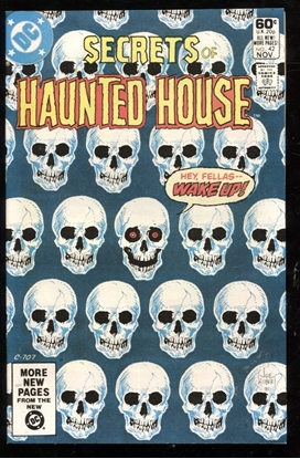 Picture of SECRETS OF HAUNTED HOUSE #42 9.6 NM+