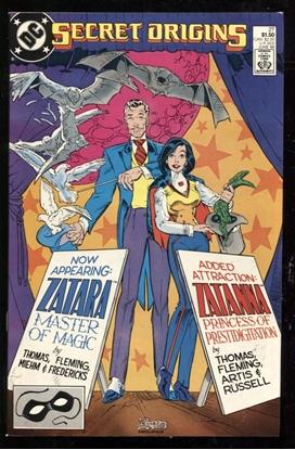 Picture of SECRET ORIGINS (1986) #27 9.4 NM