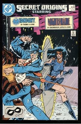 Picture of SECRET ORIGINS (1986) #28 9.4 NM