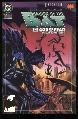 Picture of BATMAN SHADOW OF THE BAT (1992) #18 9.6 NM+