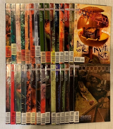 Picture of THE DREAMING (1996) #1-60 SPECIAL #1 SET