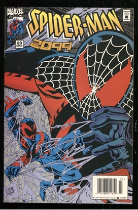 Picture of SPIDER-MAN 2099 (1992) #29 9.4 NM