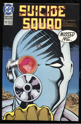Picture of SUICIDE SQUAD (1987) #64 9.6 NM+