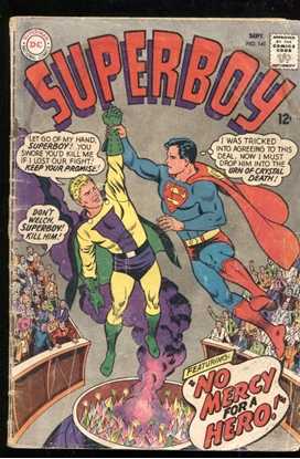 Picture of SUPERBOY (1949) #141 2.0 GD