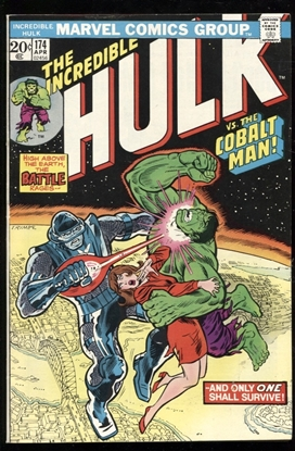 Picture of INCREDIBLE HULK (1962) #174 9.0 VF/NM