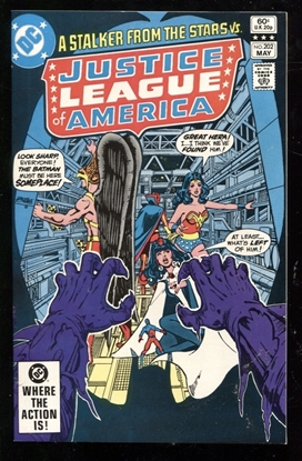 Picture of JUSTICE LEAGUE OF AMERICA (1960) #202 9.2 NM-