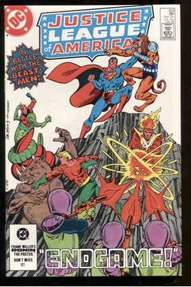 Picture of JUSTICE LEAGUE OF AMERICA (1960) #223 9.4 NM