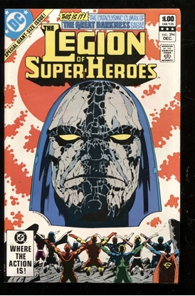 Picture of LEGION OF SUPER-HEROES (1980) #294 9.2 NM-